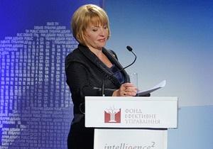 Левый берег: Катерина Ющенко начала собственную политическую карьеру