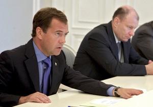 Медведев призвал богатейших российских бизнесменов помочь пострадавшим от пожаров