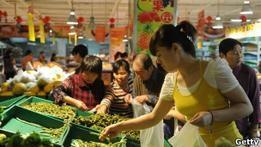 Экономический рост Китая в третьем квартале замедлился