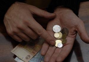 В Украине задолженность по зарплате превысила миллиард гривен