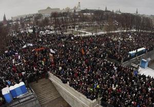 Госдума приняла в первом чтении резонансный закон о митингах