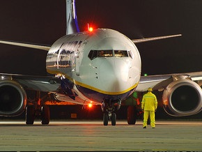 В Самаре совершил аварийную посадку Boeing-737