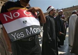Новости Египта - переворот в Египте: Министр обороны Египта встретился с исламистами