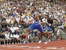 Тайсон Гэй пробежал 100-метровку за 9,68 секунды