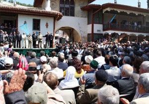 Турция выступает за сохранение этнического мира в Крыму