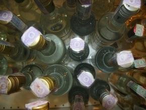 В Кривом Роге изъяли крупную партию поддельной водки