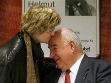 78-летний Гельмут Коль в ближайшее время женится