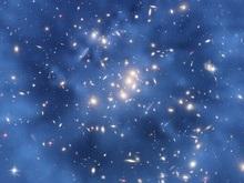 Звезды сохраняют молодость благодаря темной материи