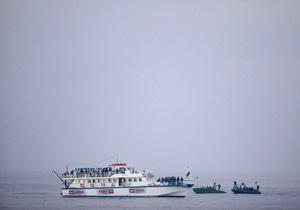 Израильские студенты намерены доказать абсурдность Флотилии свободы, организовав собственную флотилию