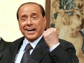 У Сильвио Берлускони родился пятый внук