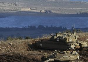 Восемь миротворцев ООН сбежали из Сирии в Израиль