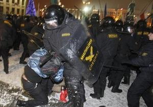 Киев настаивает на немедленном освобождении задержанных в Минске украинцев