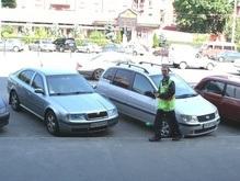 В Киеве начали действовать новые правила парковки