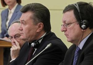 Украина и Евросоюз создают лишь видимость парафирования соглашения - Ъ