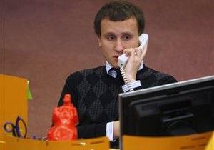 Украинский рынок акций завершил день на минорной ноте
