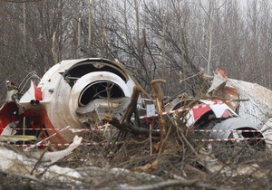 Эксперты: Командующий ВВС Польши не находился за штурвалом упавшего Ту-154