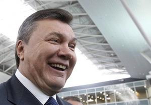 Янукович: Наша страна является надежным партнером МВФ