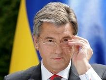 В полдень Ющенко прокомментирует события в парламенте