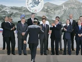 Лидеры США и Канады опоздали на церемонию фотографирования на саммите G-8