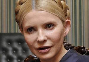 Материалы по делу против Тимошенко зачитывали в суде более пяти часов