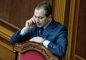 Томенко заявил, что в Украине продолжается реализация проекта  русского мира