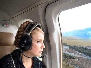 Тимошенко летит в Москву на переговоры по газу