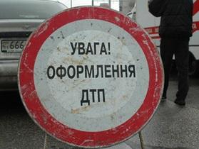 Масштабное ДТП в центре Киева: новые подробности