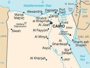 ДТП в Египте унесло жизни 11 человек