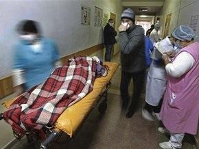 В Украине число заболевших гриппом и ОРВИ перевалило за миллион