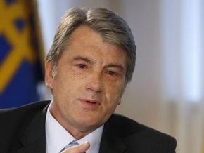 Ющенко 23 августа отметит День Государственного флага, а 24 августа обратится к народу
