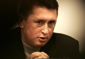 В милиции опровергли факт избиения Мельниченко Беркутом
