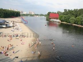 Защитники природы заявили об угрозе ликвидации киевских пляжей