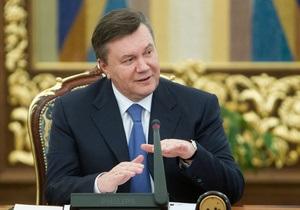 Янукович вмешался в ситуацию вокруг ТВi