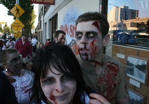 Орда зомби заполонила улицы Сиэтла