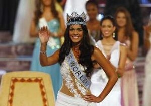 Мисс Мира-2009 стала девушка из Гибралтара
