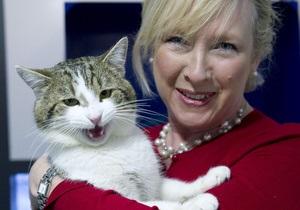 Британский премьер завел кота для охоты за крысами на Даунинг-стрит