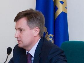 Генпрокуратура допросила главу СБУ по делу его зама