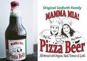 В Британии будут продавать пиво со вкусом пиццы