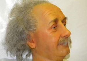 Восковую голову Эйнштейна хотят продать за полтора миллиона долларов