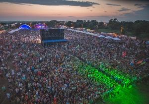 Фотогалерея: Rock this city. В Днепропетровске прошел фестиваль The Best City.UA