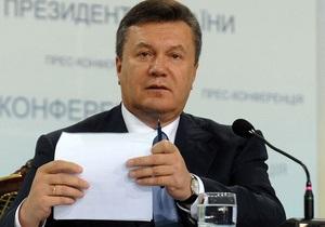 Ъ: Янукович вслед за Сухим может сменить еще нескольких губернаторов