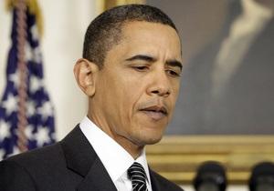 Из-за разлива нефти в Мексиканском заливе Обама запретил бурение на шельфе