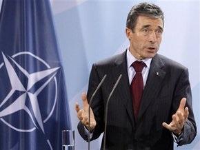 Расмуссен: Страны НАТО отправят в Афганистан еще 5 тысяч военнослужащих