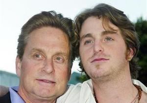 Майкл Дуглас об арестованном сыне: Я не был хорошим отцом
