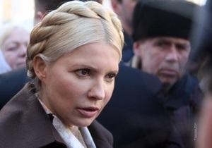 Тимошенко опять вызывают в Генпрокуратуру