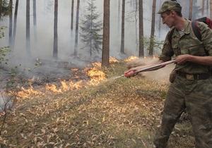 За сутки в Украине произошло 539 пожаров