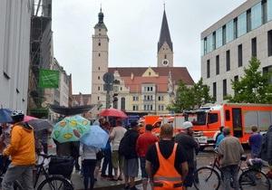 В Германии спецназ освободил заложников. Захватчиком ратуши оказался бездомный