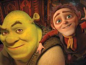 DreamWorks опубликовала первый кадр из Шрека-4
