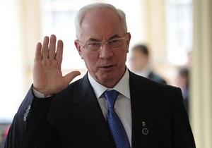Азаров пообещал украинцам не допустить повторения кризиса 2008-2009 годов