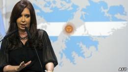 Аргентина пожалуется в ООН на милитаризацию Фолклендов